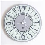 Click here to view Arti & Mestieri Ring Piccolo Wall Clock Silver