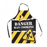 "Click here to view Balvi Apron ""Danger Man Cooking"""