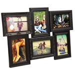 Click here to view Balvi Magic 6 Aperture Frame Black