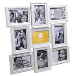 Click here to view Balvi Magic 9 Aperture Frame White