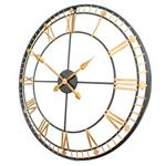 Click here to view Bronze and Black Vintage Skeleton Wall Clock