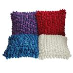 Click here to view Dreamweavers Chamois Colour Pebble Cushions