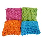 Click here to view Dreamweavers Chamois Bright Pebble Cushions