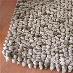Click here to view Dreamweavers Taupe Chamois Pebble Rug