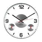 Click here to view Karlsson Glass Printed Station Clock