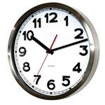 Click here to view Karlsson Numbers Steel Clock