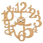 Click here to view Koziol Pip Clock Gold