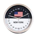 Click here to view 24hr Time Zone Flag Clock