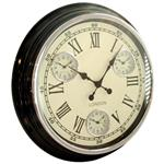 Click here to view Modern Vintage Time Zone Wall Clock Cream Dial