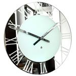 Click here to view Roco Verre Roman Large FROSTED Clock