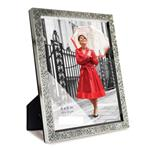Click here to view Upton Silver Textured Photo Frame