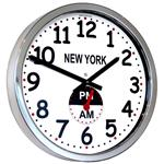 Click here to view Roco Verre Custom AM/PM Clock