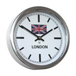 Click here to view Timezone Flag Modern Classic Clock 7 Dia