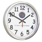 Click here to view 14 Chunky Numbers Modern Classic School Clock