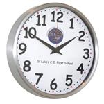 Click here to view 10 Chunky Numbers Modern Classic School Clock
