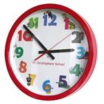 Click here to view 14 Animal Numbers Modern Classic School Clock