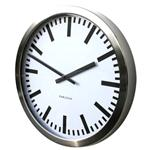 Click here to view Karlsson 50cm Steel STATION Clock