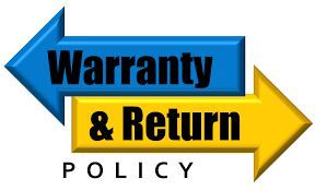 Warranty & Return Policy