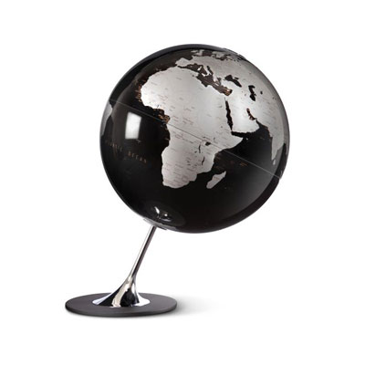 Atmosphere Anglo Globe Black