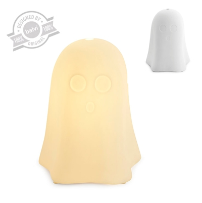 Balvi Table Lamp Ghost Ceramic White