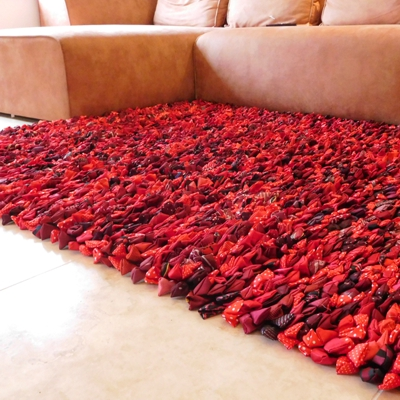 Dreamweavers The Executive Rug Red