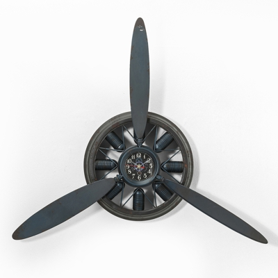 Kare Propeller Wall Clock