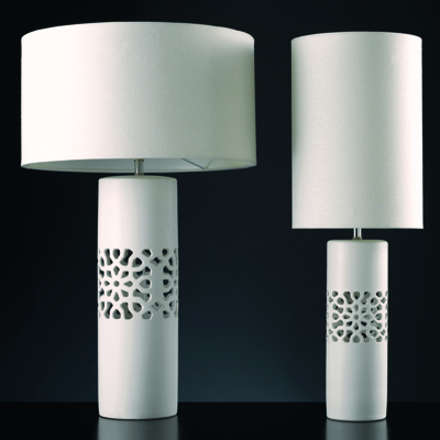 Mascagni Ceramic Stencil Lights
