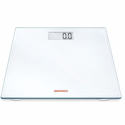Soehnle Pino Digital Bathroom Scale White