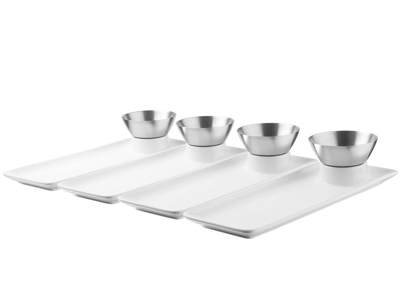 Umbra Starter Appetizer Set of 4