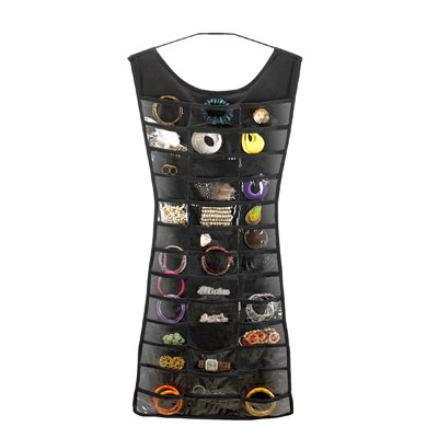 Umbra Little Black Dress Jewellery Organizer
