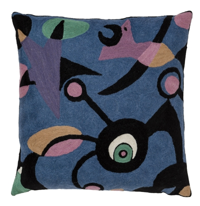 Zaida Picasso Direction Cushion 18""