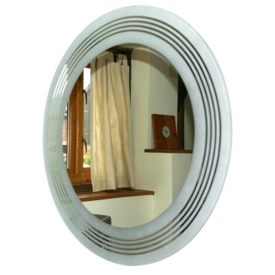 Roco Verre Saturn Frosted Mirrors