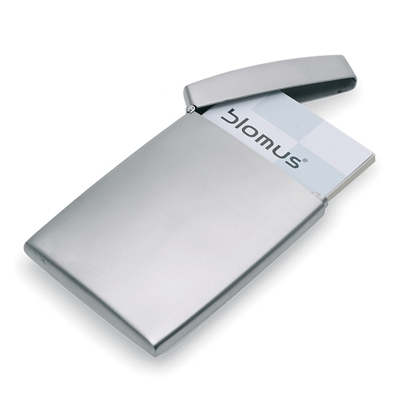 Blomus Stainless Steel Business Card Holder