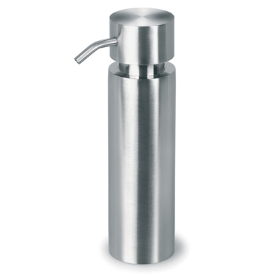 Blomus Brushed Stainless Steel Soap Dispenser