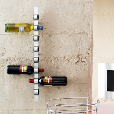 Blomus Wine Rack In Use