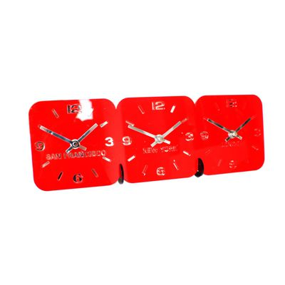 "RED 3 DIAL 14"" x 5"" x 3"""