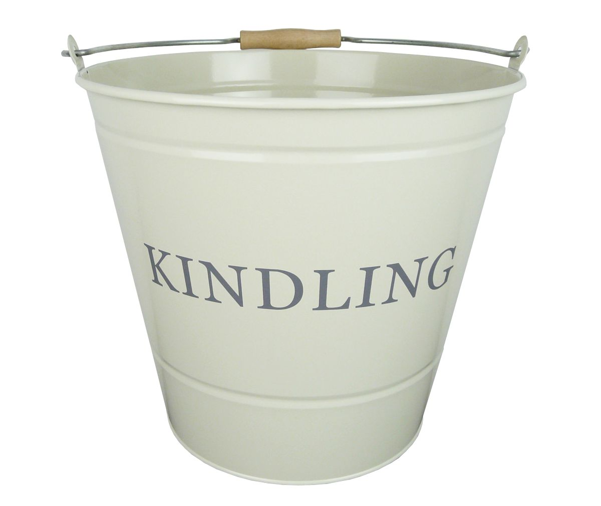 Kindling Bucket Height: 12 Diameter: 12.5